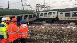 La mamma è morta nell'incidente ferroviario, la figlia Lucrezia è salva grazie ai