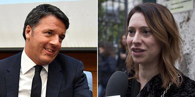 Meloni schiera contro Renzi a Firenze la leader dei truffati di Banca