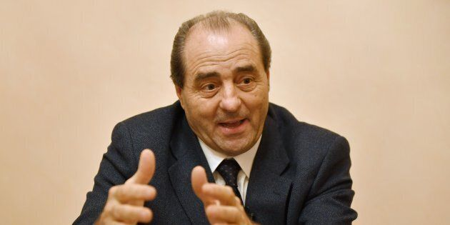 Antonio Di Pietro non sarà candidato in Molise per il