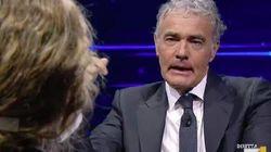 Massimo Giletti in ospedale, malore in diretta. Sospesa