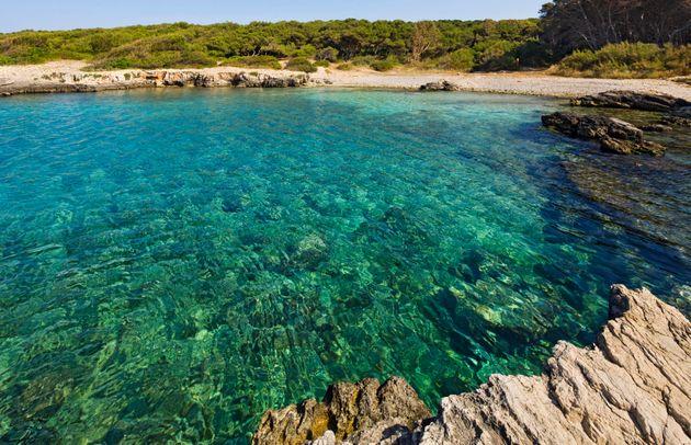 Italy, Apulia, Salento, Porto Selvaggio natural reserve, the