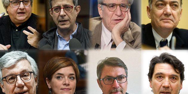 Giusy Nicolini, Luigi Manconi, Ermete Realacci: i grandi esclusi delle battaglie civili dalle liste del