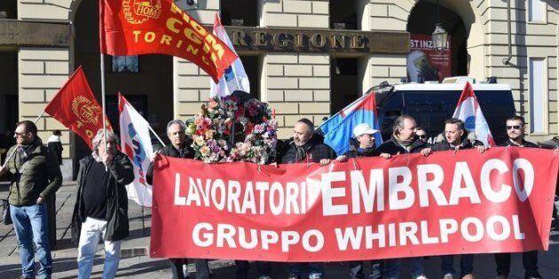 L'Embraco del gruppo Whirpool conferma 500 licenziamenti nel