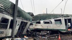 Treno deragliato, indagati i vertici di Trenord e Rfi per disastro