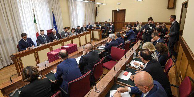 E' slittata la riunione della commissione bicamerale d'inchiesta sulle banche: ecco i motivi