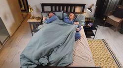 Ikea ha una soluzione geniale per le coppie che ogni notte fanno la
