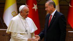 L'ombra della lista dei foreign fighters arrivati in Italia sulla visita di Erdogan a Papa