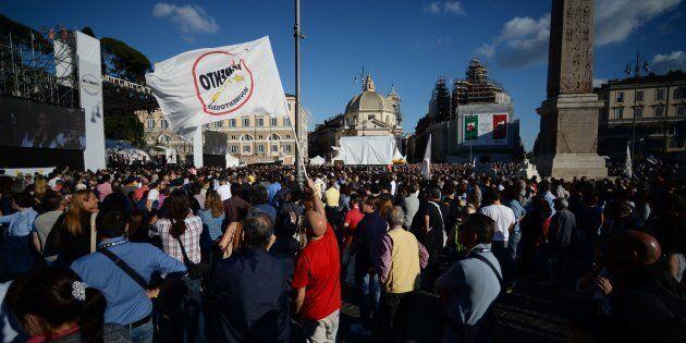 M5s ha deciso: la campagna elettorale si chiude a Piazza del Popolo. Scelta prudenziale rispetto alla...
