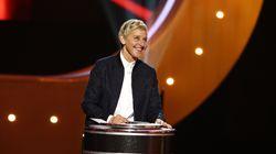 Ellen DeGeneres fa 60 anni. Il regalo della moglie la commuove fino alla lacrime: