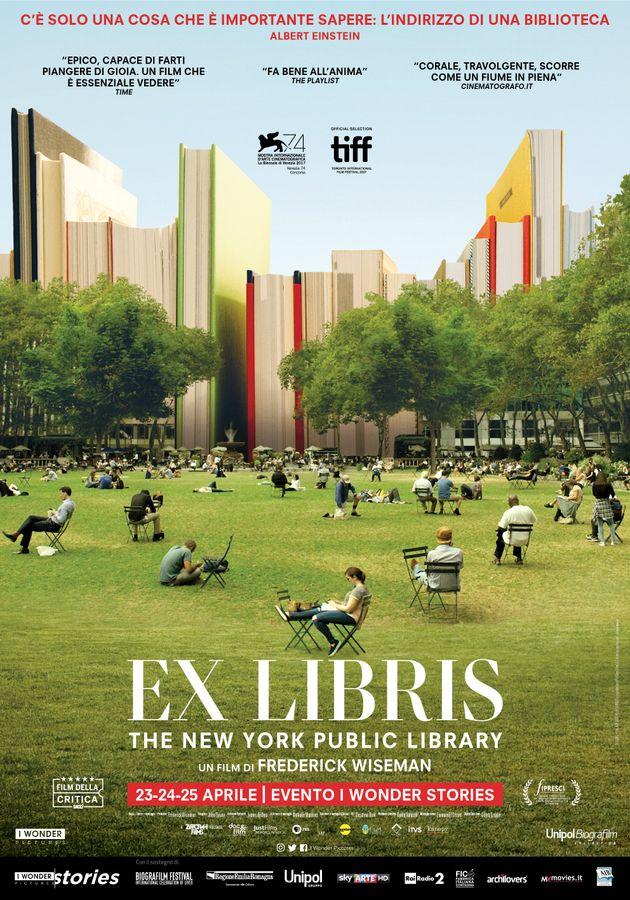 Come ripartire dalle biblioteche, la lezione di Ex