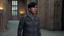 Il Paciock di Harry Potter ha detto
