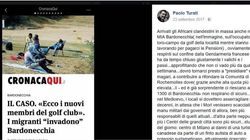 Il candidato grillino Paolo Turati contro