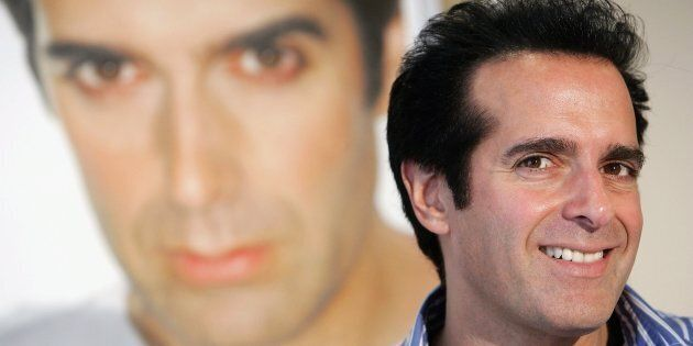 David Copperfield non è responsabile per le ferite riportate dalla persona