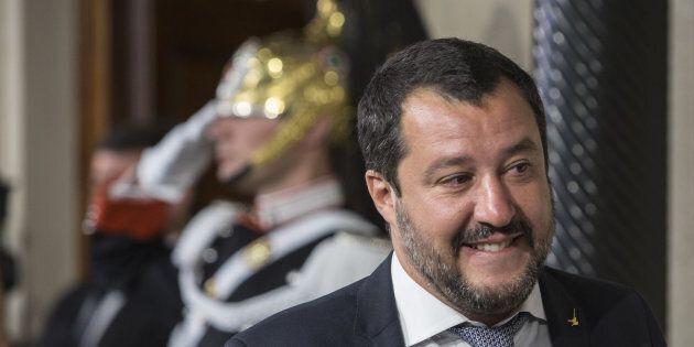 Matteo Salvini vuole solo tornare al