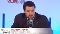 Quando Salvini diceva: