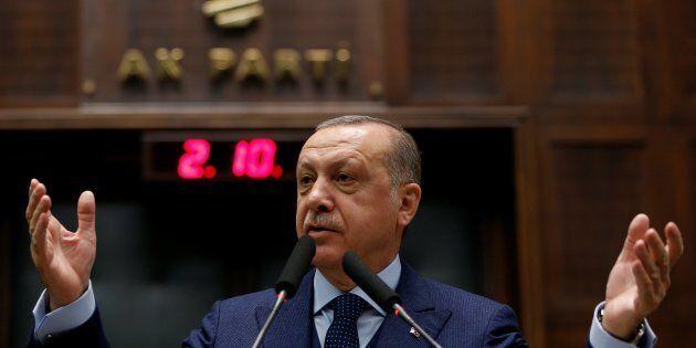 Se Erdogan rifiuta la stampa Gentiloni prenda le
