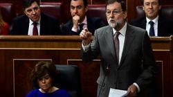 Dibattito sulla sfiducia a Rajoy, domani voto