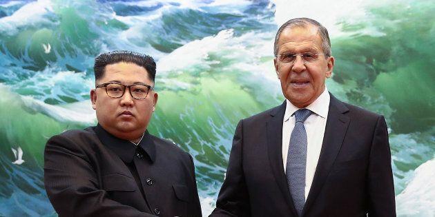 Diplomazie attivissime sulla Corea del Nord: Kim vede Lavrov, il suo braccio destro incontra