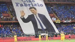 Genova non dimentica Fabrizio: l'omaggio a Frizzi è