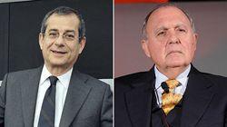 Giovanni Tria ministro dell'Economia, con Paolo Savona agli Affari Ue. Ecco la lista completa dei
