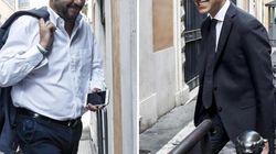 Salvini cede, nasce il governo (di P.