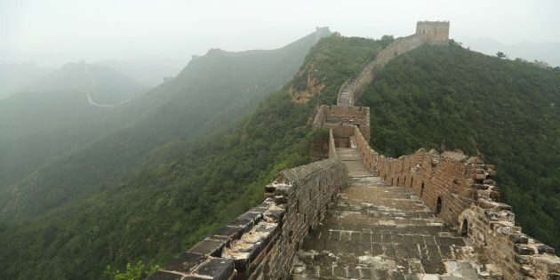 «La muraglia cinese si vede dalla Luna». Una delle fake news più celebri di