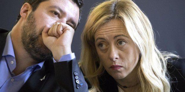 Giorgia Meloni, l'esclusa: