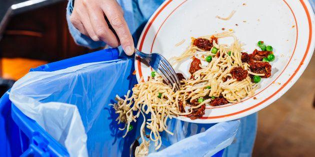 Lo spreco alimentare, contraddizione del nostro tempo e sfida al sistema