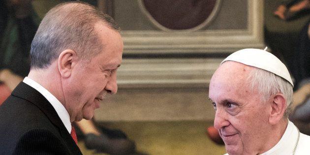Gerusalemme val bene un Erdogan. Il Papa vede il presidente turco, al centro del colloquio il futuro...
