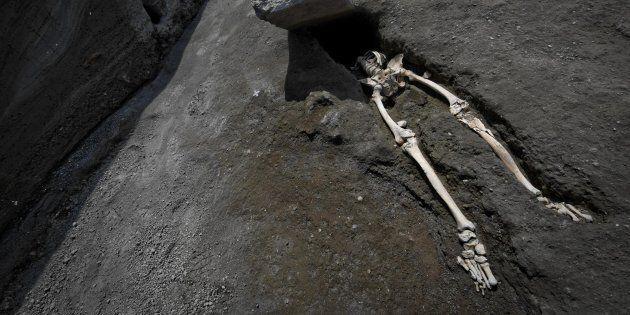 A Pompei ritrovato il tesoretto del