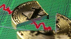 Crollo verticale del Bitcoin: -13% sotto i 6mila