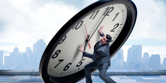 Il tempo è il peggiore alleato delle tue