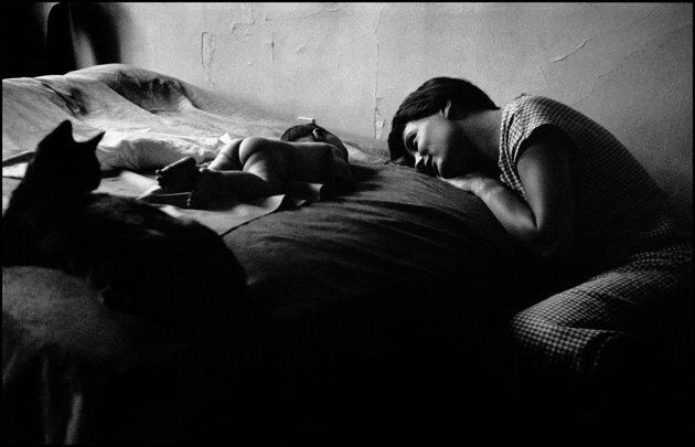 Elliott Erwitt: New York, 1953 © Elliott Erwitt/Magnum
