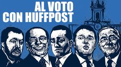 Salvini nel blu dipinto di