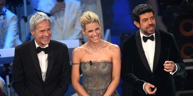 Sanremo 2018: la prima serata. Un Festival senza immaginazione. Promesse musicali di Baglioni ampiamente