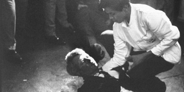 Parla il cameriere che soccorse Robert Kennedy: