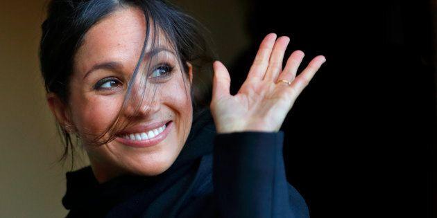 Meghan Markle trascorrerà il giorno di San Valentino in un luogo da fiaba con il principe