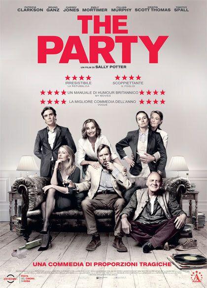 """""""The Party"""": c'è poco da festeggiare nell'Inghilterra di Sally"""