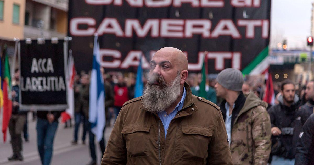 Fascisti a montecitorio casapound lancia il suo programma for In diretta dalla camera dei deputati
