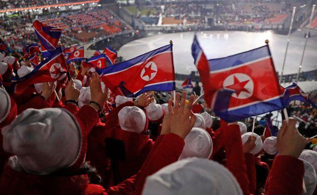 Le migliori immagini della cerimonia inaugurale delle Olimpiadi