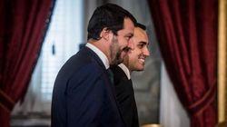 Di Maio, Salvini e il fantasma di Antonio