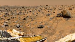 Su Marte trovate molecole organiche, forse è la