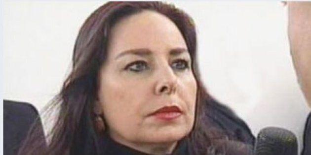 La giornalista del Tg1 Mariagrazia Mazzola aggredita a Bari durante un'intervista alla moglie di un
