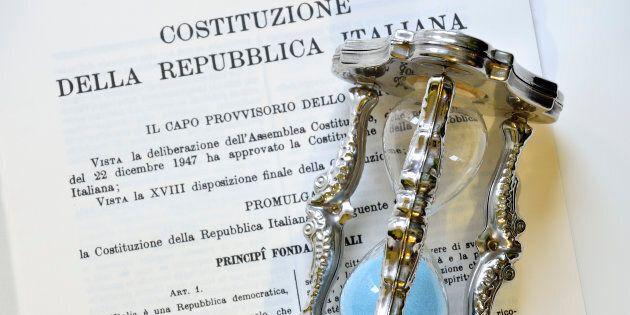 La Costituzione compie settant'anni, ma non se ne