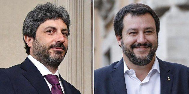 Prima crepa tra M5s e Lega. Fico contro Salvini sui migranti e le ong: