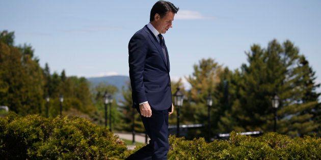 Al G7 Conte si smarca dall'Europa ma si distingue da Salvini: