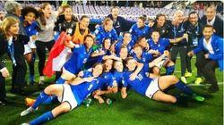 C'è chi va ai mondiali, la bella Italia delle azzurre del