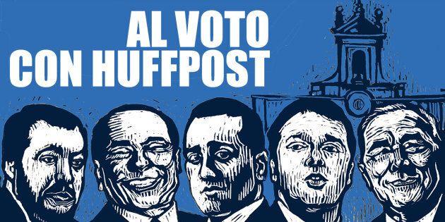 Salvini e Berlusconi, una relazione concava e