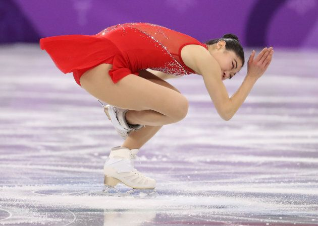 Figure Skating ? Pyeongchang 2018 Winter Olympics ? Team Event Women's Single Skating Free Skating competition...