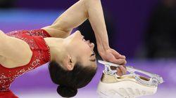 Mirai Nagasu è la prima atleta americana a completare un triplo axel in